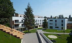 Housing Estate Breitenfurterstrasse