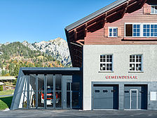 Fire Station Wald am Arlberg