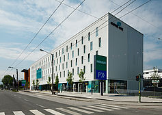 Hotel und Geschäftshaus Salzburg Alpenstrasse