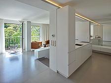 Apartement D, conversion