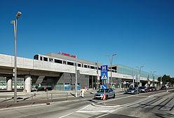 U2 Underground  Station Donauspital