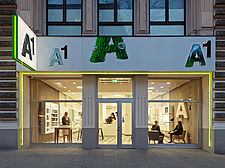 A1 Shop Mariahilferstrasse