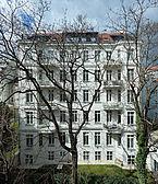 Conversion Residential House Porzellangasse