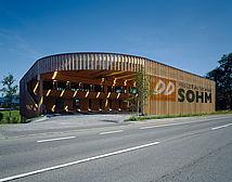 Headquarter Holzbau Sohm