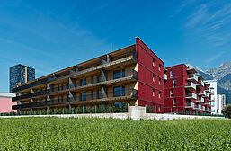 Housing Estate and Kindergarten Steinbockallee