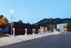 E-mobility Lounge