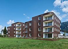 Housing Complex Hohenems