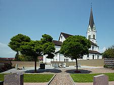 Cemetery Eschen