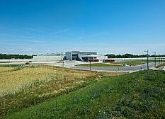 U2 Underground  Station Aspern Nord