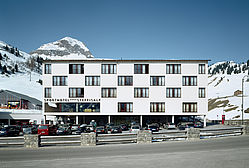 Sporthotel Steffisalp