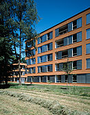 Housing Complex Arlbergstrasse