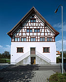 Pfarrhaus Gaissau