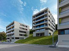 Housing complex Duo Dreilindenhang