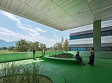 Headquarter Doppelmayr Landscape Architecture