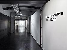 Uwe Hauenfels 1967-2017