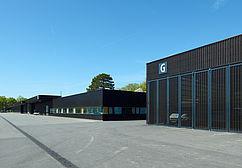 Agricultural Building Zentralfriedhof