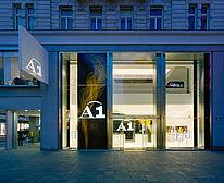 A1 Shop Mariahilfer Straße