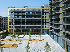 Housing Complex Laend Yard
