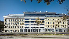 Housing Estate Neubaugürtel