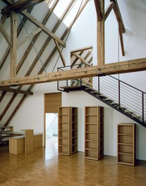 Middle School Wattens - attic