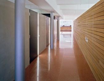 Town Hall Nüziders - corridor