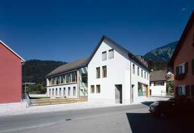 Town Hall Nüziders - view from southwest