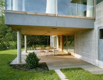 Residence Sutterlüty - terrace