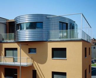 Conversion Residence Egger - detail