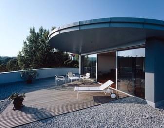 Residence Riedl - terrace