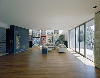 Residence Riedl - living room