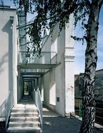 Housing Complex Nadelburg - general view