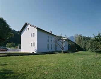 Primary School Schlins - view from northeast