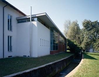 Primary School Schlins - north facade