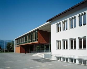 Primary School Schlins - south facade