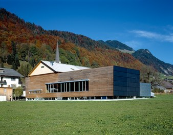 School Bizau - general view