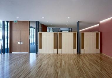 School Bizau - foyer
