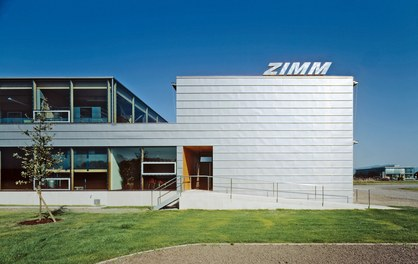 Headquarter Zimm - entrance