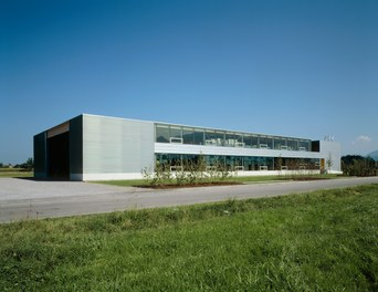 Headquarter Zimm - view from southwest