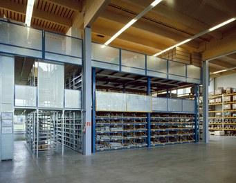 Headquarter Zimm - storage