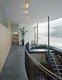 Headquarter Zimm - staircase