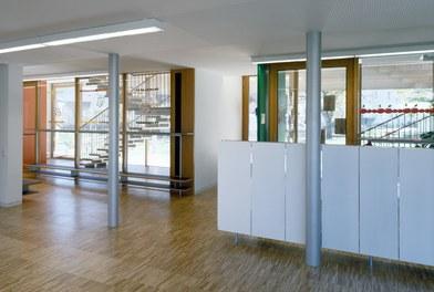 Kindergarten Bürs - foyer