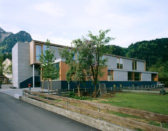 Kindergarten Bürs - view from northeast