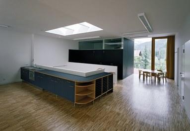 Kindergarten Bürs - kitchen