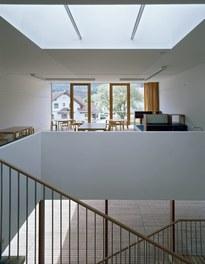 Kindergarten Bürs - staircase