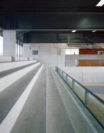 Cultural and Sports Center Gries - stands