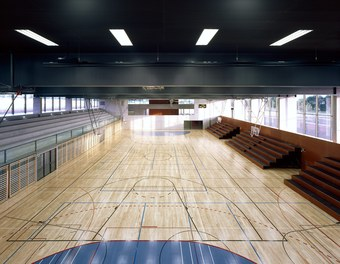 Cultural and Sports Center Gries - main space