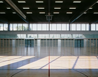 Cultural and Sports Center Gries - main hall