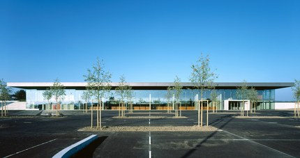 Cultural and Sports Center Gries - general view