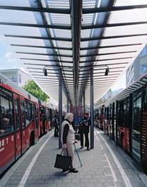 Bus Stop Dornbirn - urban-planning context