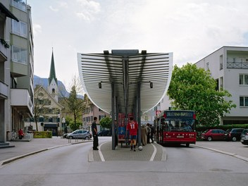 Bus Stop Dornbirn - streetview